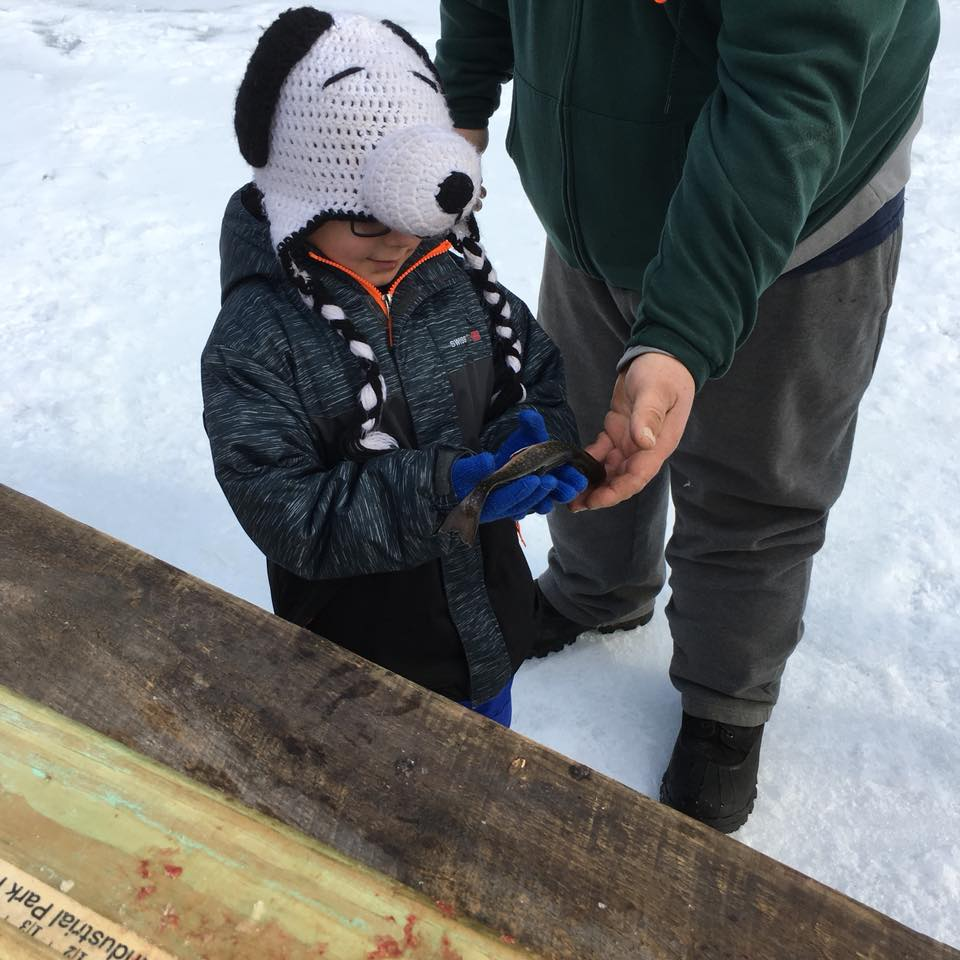 Kids' Only Ice Fishing Derby